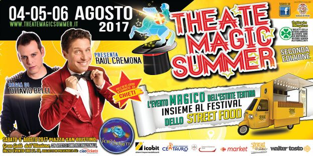 Theate Magic Summer 2017